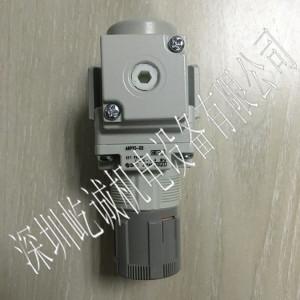 日本SMC精密減壓閥ARP20-02壓力0.005~0.4Mpa口徑RC1/4空氣試用